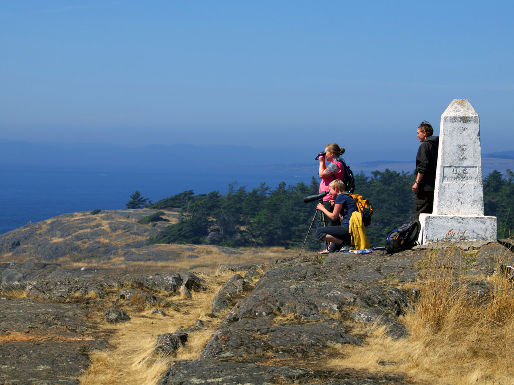 San Juan Islands National Monument in Washington