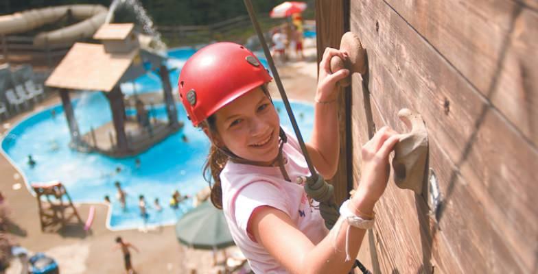 summer getaways at ski resorts with kids