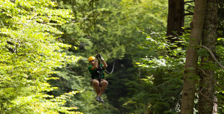 Summer Mountain Resorts: Smugglers' Notch