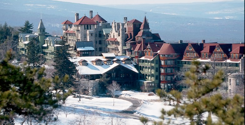 Presidents Week deal: Mohonk Mountain House