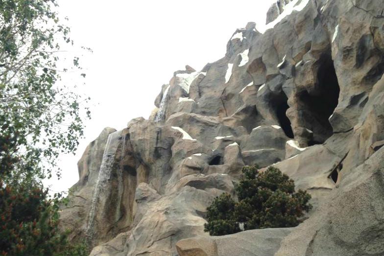 Matterhorn Bobsleds reopens.