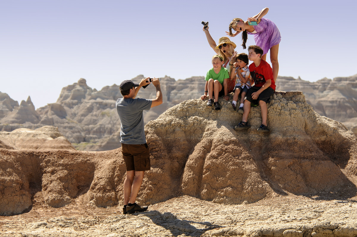 There's a lot of family fun to be had exploring the best outdoor attractions in South Dakota.