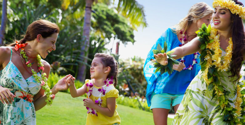 Hawaiian culture and Disney magic combines at Aulani, A Disney Resort & Spa.