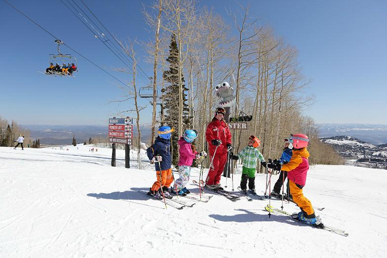 Kids Signature Program at Park City Mountain Resort