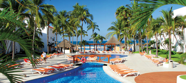 Pool at the Marival Resort & Suites