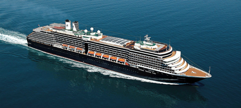 Cruising with Holland America
