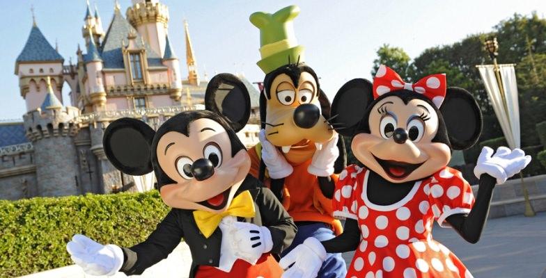 spring break: Disneyland