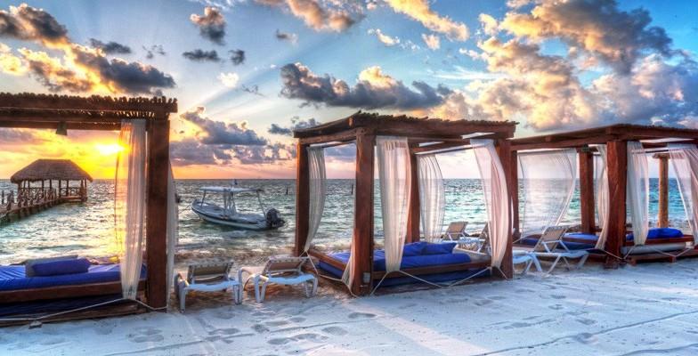 spring break: Azul Beach Hotel