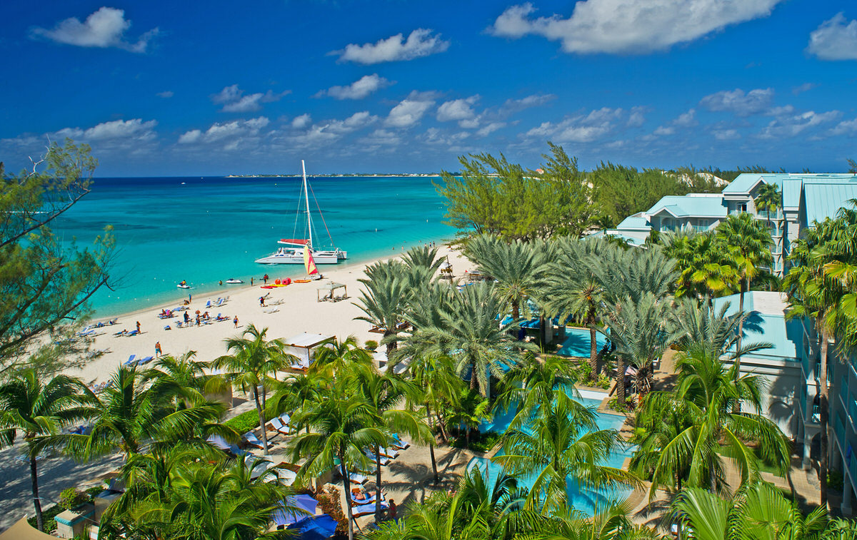 Westin Seven Mile Beach Resort in the Grand Cayman