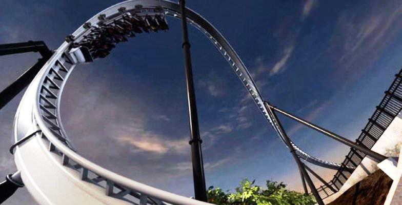 coolest theme park rides summer 2013