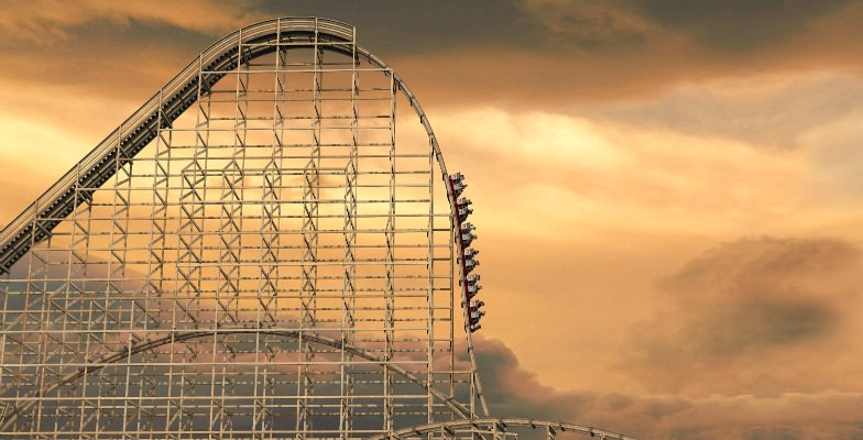 Goliath at Six Flags America