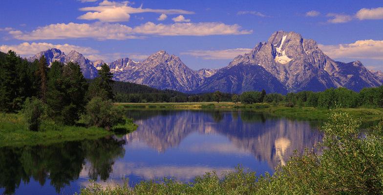 Summer Mountain Resorts: Jackson Hole