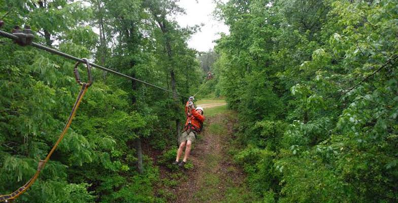 Zip Lines: Rowdy Adventures