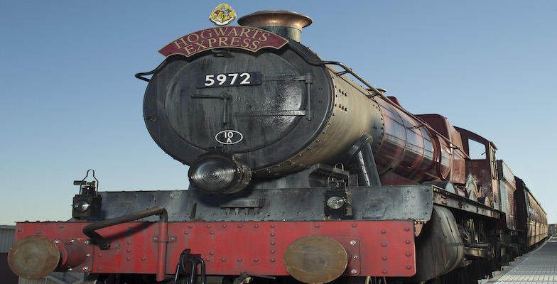 Theme Parks: Hogwarts Express