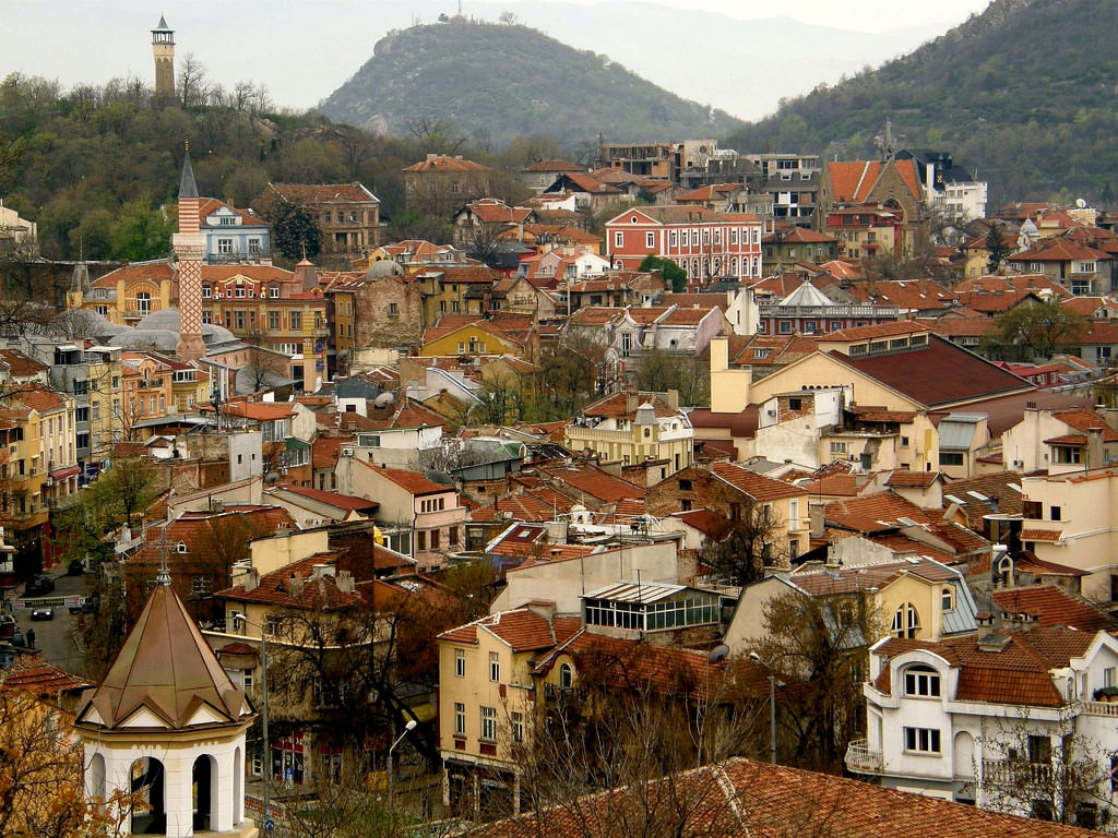 Visiting Plovdiv is one of the best things to do in Bulgaria with kids.