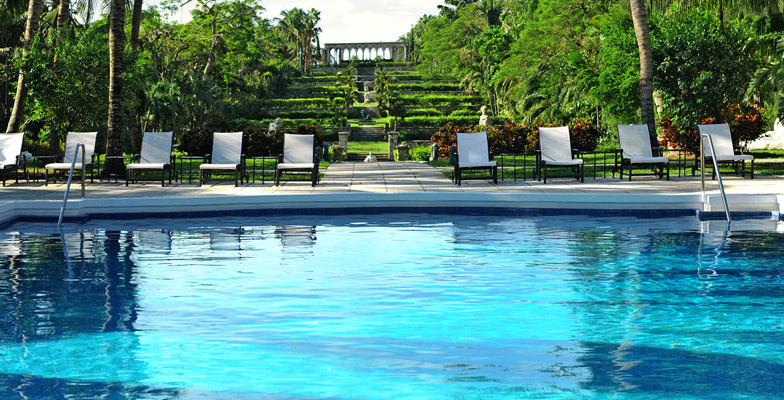Bahamas hotel pools: One & Only Ocean Club