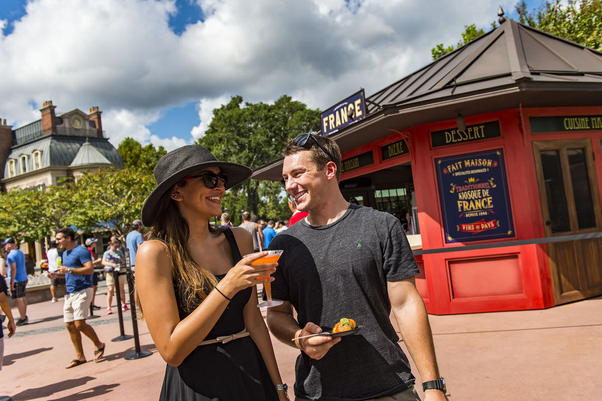 You'll be surprised how much fun a reluctant parent can have at Disney World.