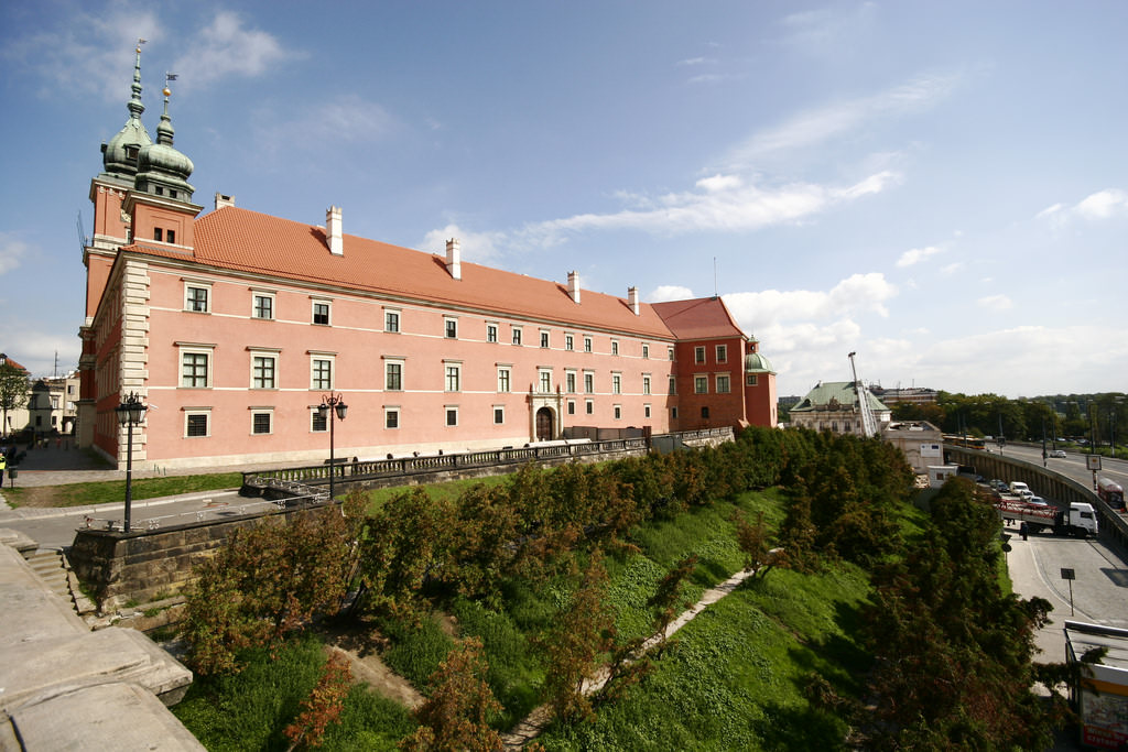 The Royal Castle is one top things to do in Warsaw.