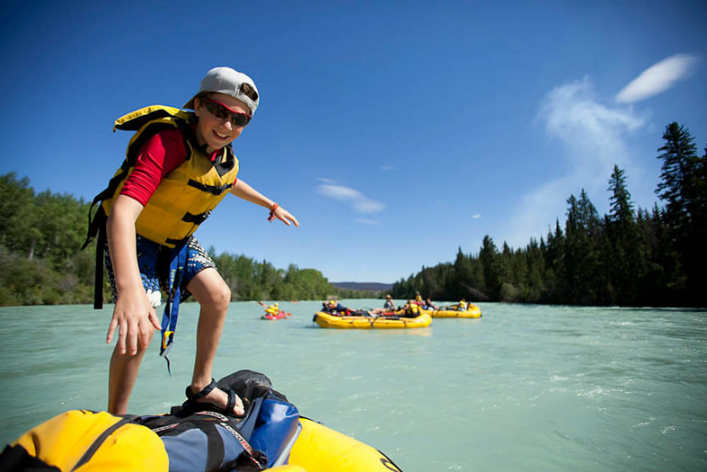 Hire OARS on your next summer rafting trip.