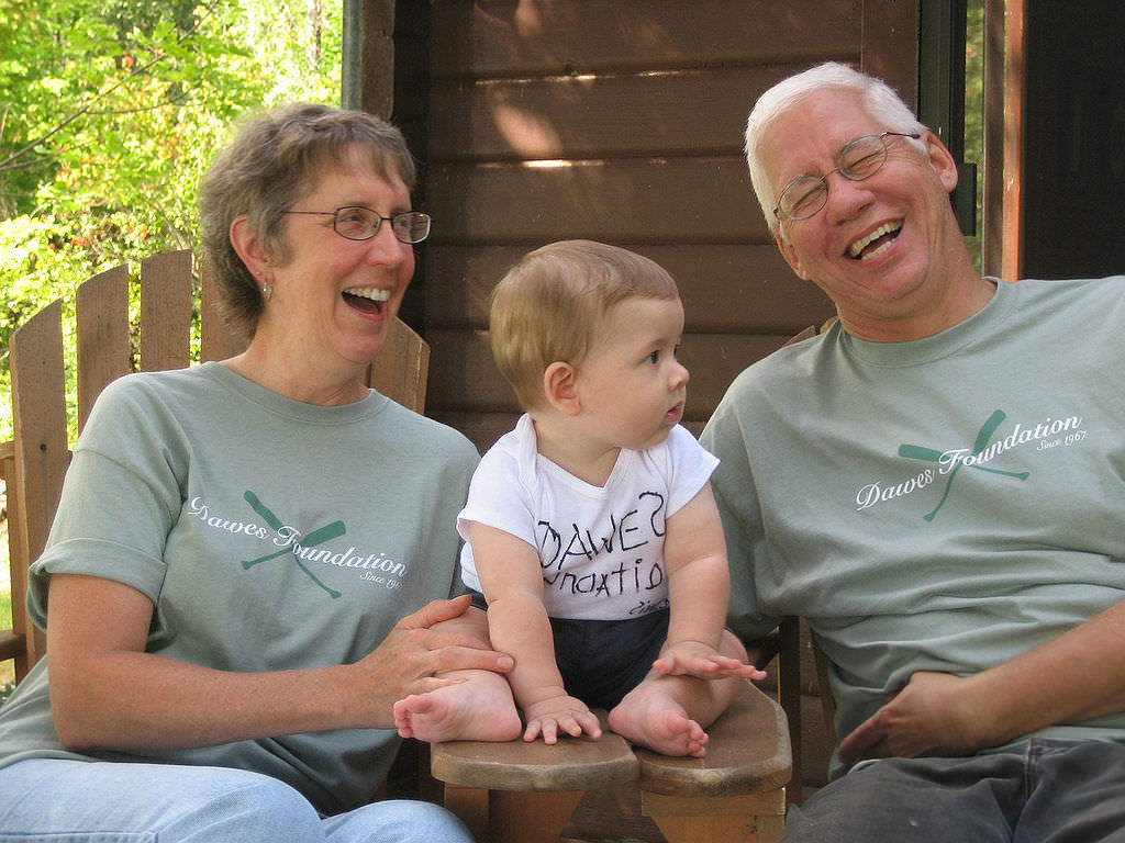 Great tips for traveling with your grand kids.