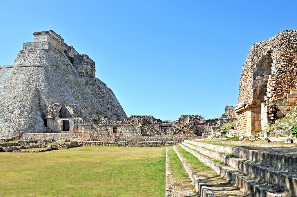 Uxmal is one of Mexico's must visit ruins.