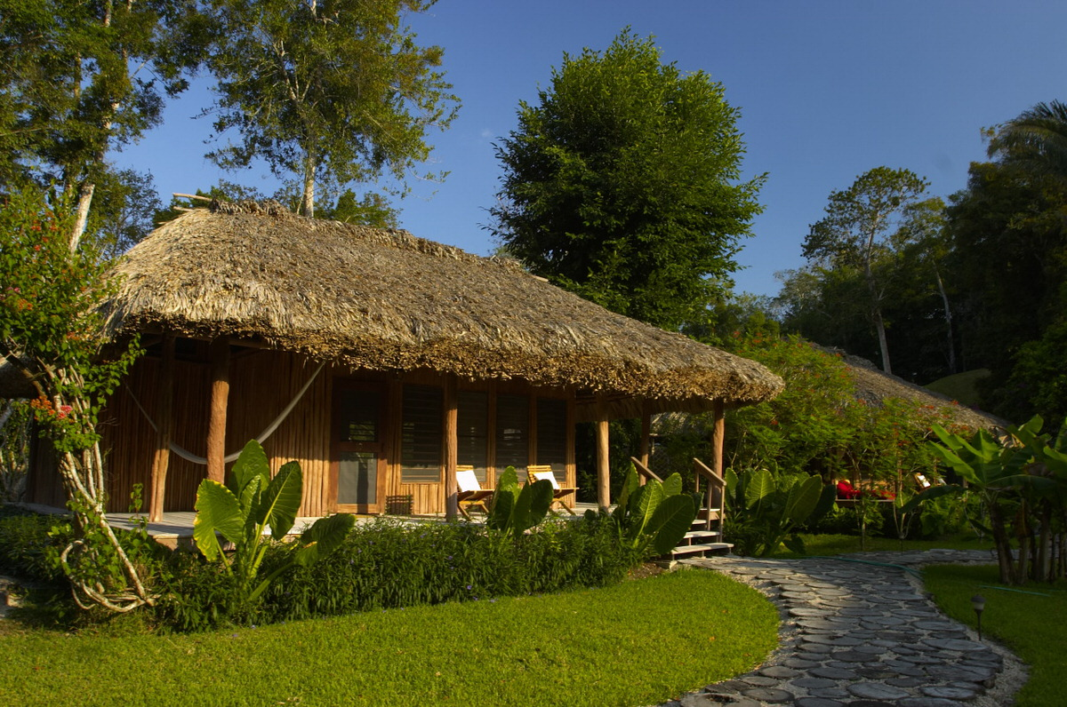 Chan Chich Lodge in Belize