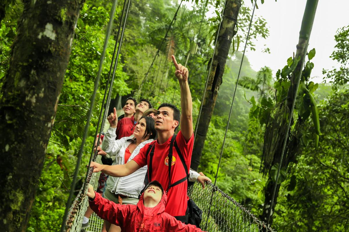 Experience the ultimate family outdoor adventures in Costa Rica