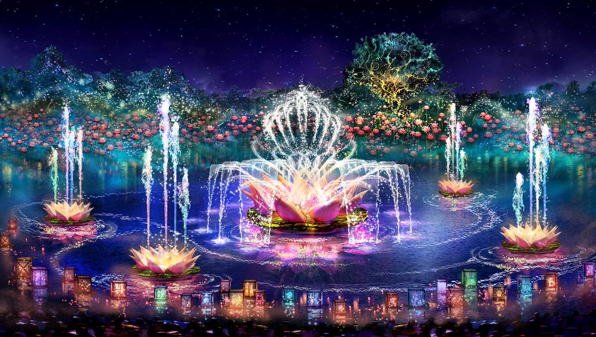 """Rivers of Light"" at Disney's Animal Kingdom"