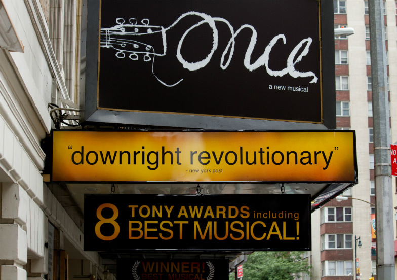 Once in New York