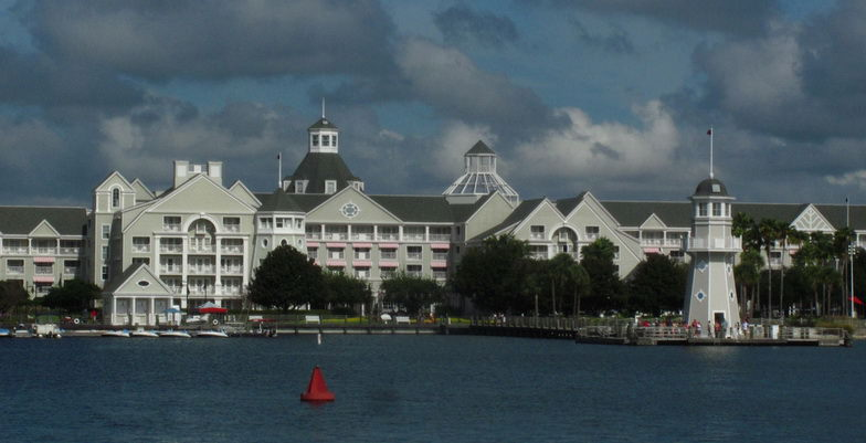Disney's Yacht Club Resorts