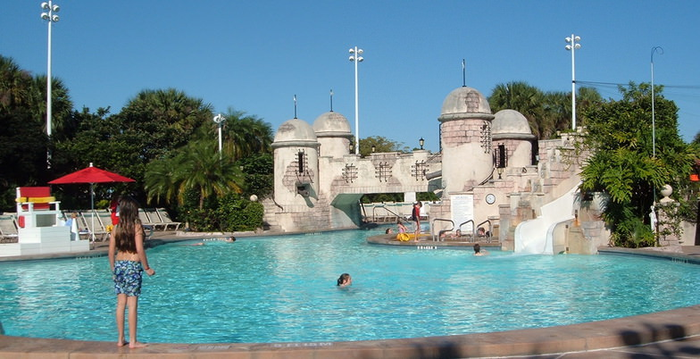 Caribbean Beach Club Resort