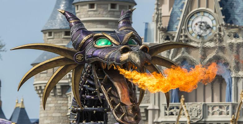 Walt Disney Parks: Festival of Fantasy Parade
