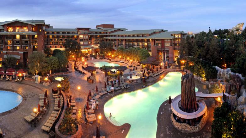 Disney's Grand Californian Hotel Anaheim