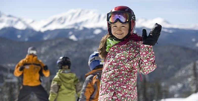 kids ski free deals