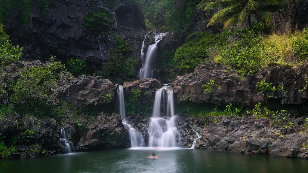 Pools of 'Ohe'o in Haleakala National Park