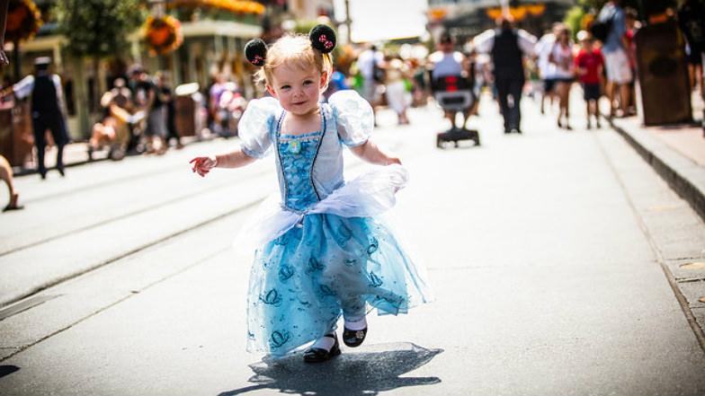 Little Disney World princess